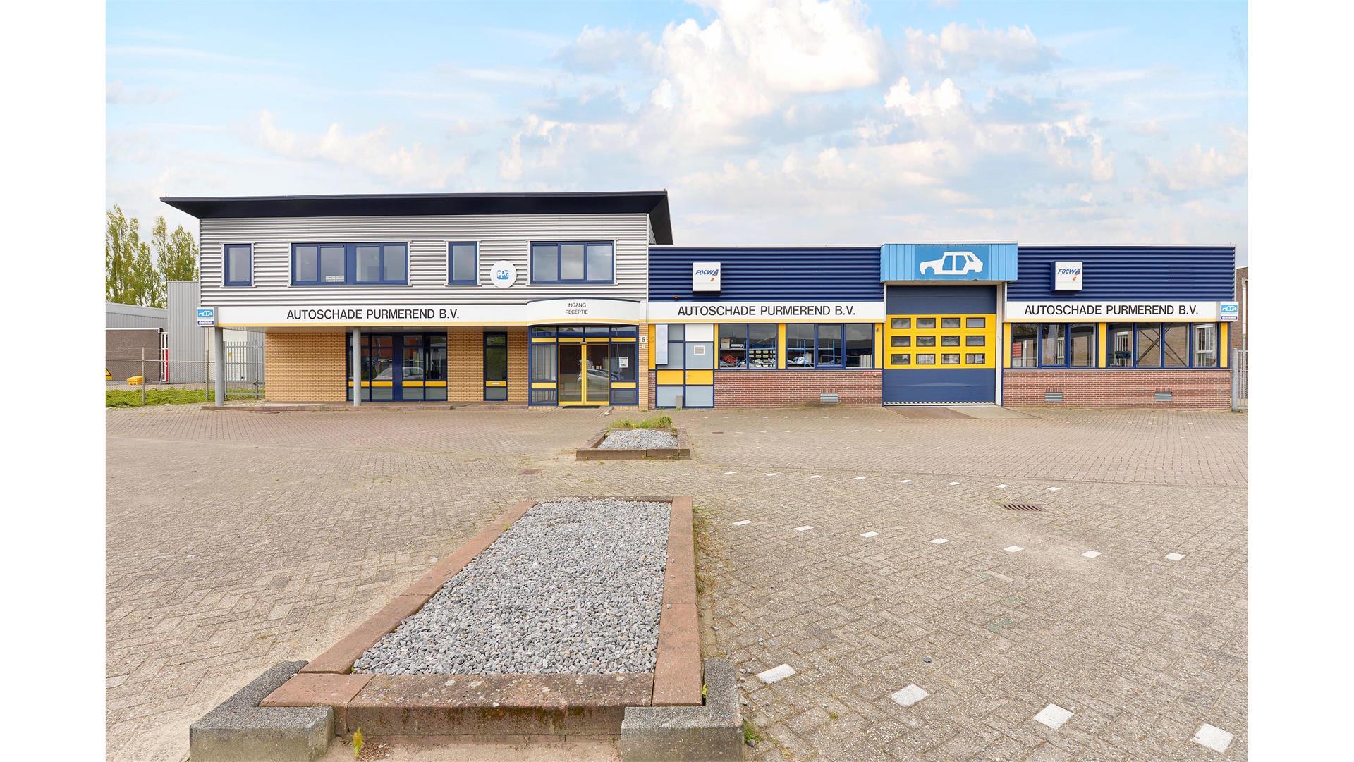 Piet Klerkx Purmerend : Kwadijkerkoogweg purmerend bedrijfsruimt
